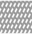 abstract seamless pattern diagonal santed bricks vector image vector image