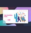 cinco de mayo mexican artists dancers vector image vector image