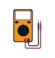 gauge power energy technology icon graphic vector image