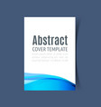 report cover design7 vector image vector image