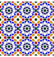 Classic beauty Islamic pattern vector image vector image