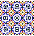 Classic beauty Islamic pattern vector image