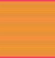 horizontal stripes pattern vector image