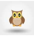 Owl Stuffed toy vector image vector image