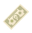 cash paper money vector image vector image