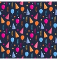 Festive pattern vector image vector image