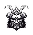 Samurai mask 4