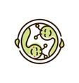caterpillar logo vector image vector image
