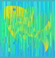 fish in sea colors vector image vector image