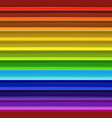 background template with rainbow colors vector image