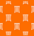 chest of drawers pattern seamless vector image vector image