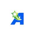 number 1 logo logotype design set vector image vector image