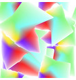 abstract seamlesscolorful pattern blurred vector image vector image