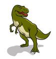 dinosaur 002 vector image