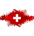 The Swiss National Day Schweizer Bundesfeier vector image