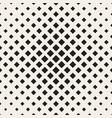 halftone seamless geometric pattern vector image vector image