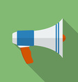 Icon of Megaphone Flat style vector image