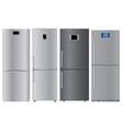 refrigerators set vector image