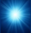 supernova vector image