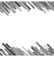 grey abstract repeating modern diagonal gradient vector image vector image