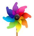 windmill or pinwheel vector image