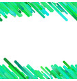 green abstract seamless gradient diagonal stripe vector image vector image