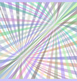 multicolored curved ray background - graphic from vector image vector image