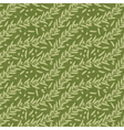 Olive leaf seamless texture vector image