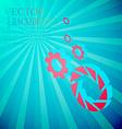 gear symbol elements vector image vector image