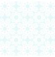 Pastel blue elegance seamless pattern vector image