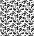 Seamless pattern olive branch vector image vector image