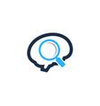 find brain logo icon design vector image