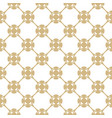 golden pattern in arabian style white and gold