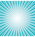 sunburst pattern design vector image