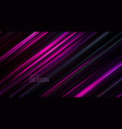 black and purple layered surface vector image
