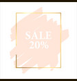 Frame label gold sale holiday poster