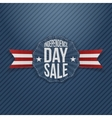 Independence Day Sale vintage Tag vector image vector image