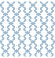 blue mesh seamless subtle geometric pattern vector image