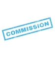 Commission Rubber Stamp