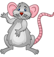 rat cartoon vector image vector image