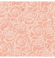 Seamless abstract background with roses pattern vector | Price: 1 Credit (USD $1)