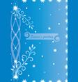 winter dreams 2-03 vector image vector image