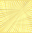 abstract dynamic background - from striped rays vector image vector image