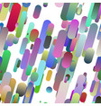 colorful abstract modern gradient background with vector image vector image
