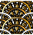 Art nouveau seamless pattern