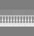 realistic balustrade marble balustrade terrace