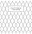 elegant seamless pattern vector image
