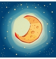 moon cheese vector image vector image