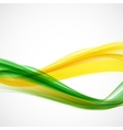 rio 2016 brazil games abstract colorful background vector image