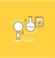 analysis business develop development market flat vector image